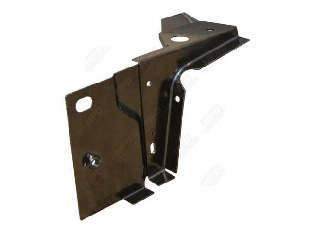 Bracket Inner Fender To Cowl Left Hand Upper
