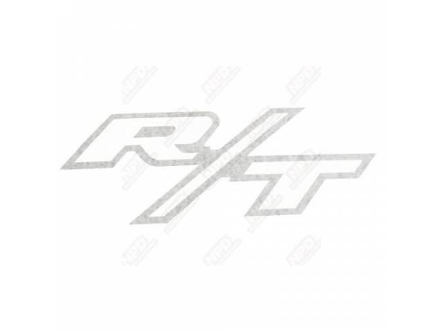 Stripe Kit R / T Hood Lettering Matte