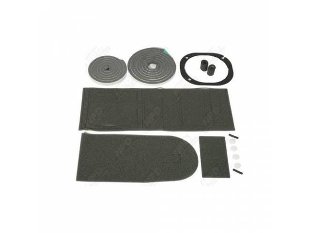 Heater Box Restoration Kit Non A/C