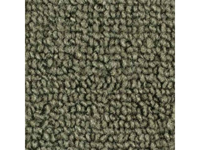 Replacement Molded Carpet Green Loop