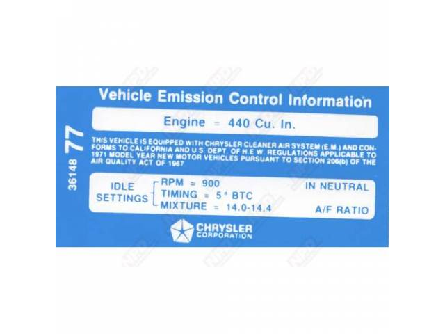 Decal Emission Correct Material And Screen Printed As