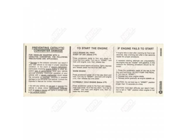 Decal Sun Visor Start Instructions Correct Material And