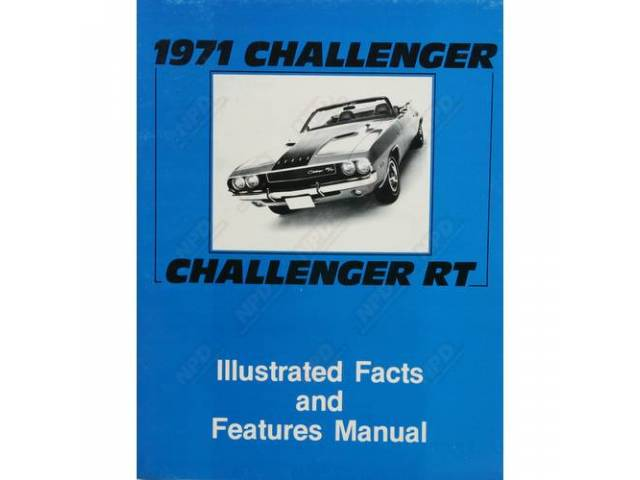 Facts And Feature Manual