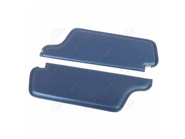 Sunvisors Dark Blue, Colonge Grain