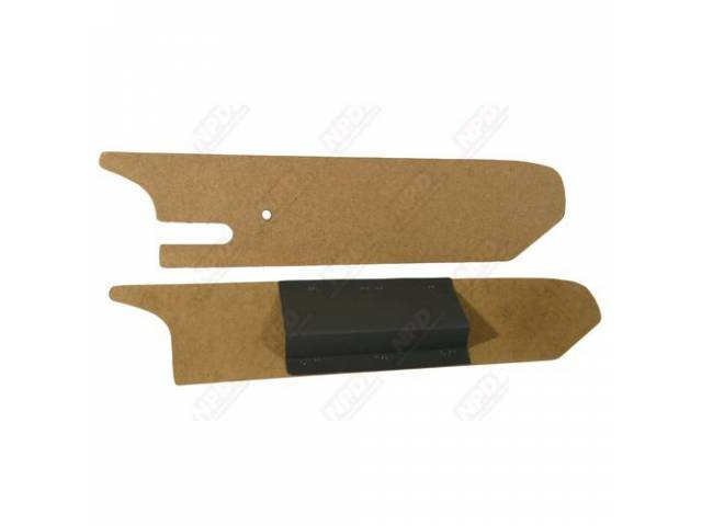 Trunk Filler Board Kit Untempered Masonite As Original