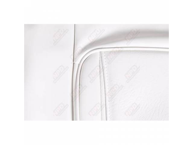 Rear Covers Pearl White
