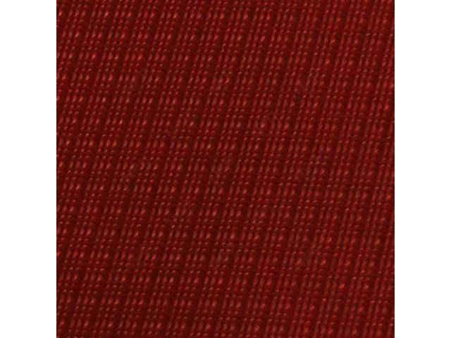 HEADLINER TIER GRAIN MAROON NOT A CORRECT ORIGINAL