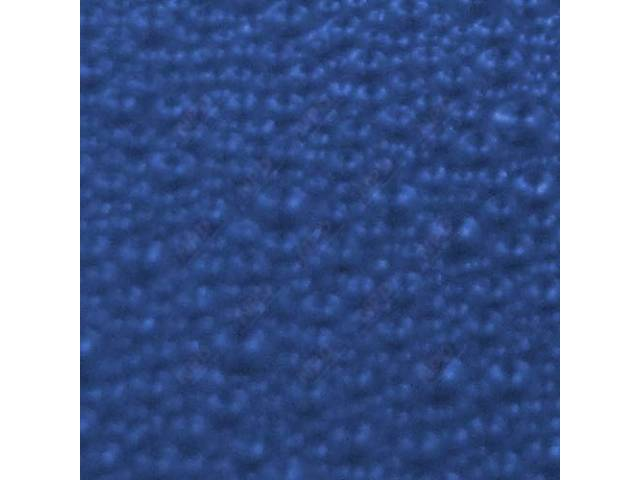 HEADLINER Moonskin Grain DARK BLUE