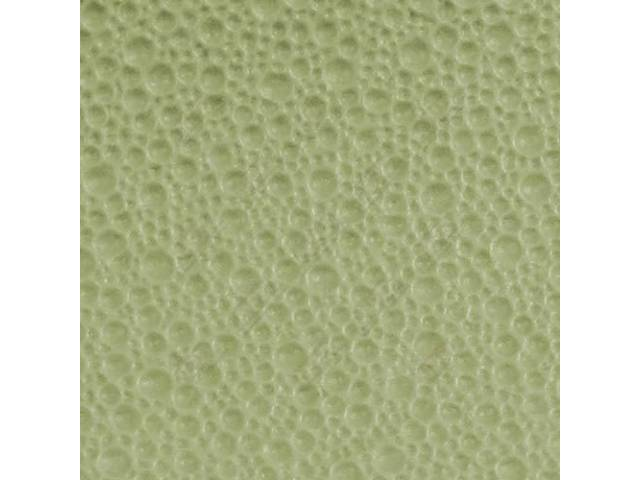 HEADLINER Moonskin Grain IVY GOLD