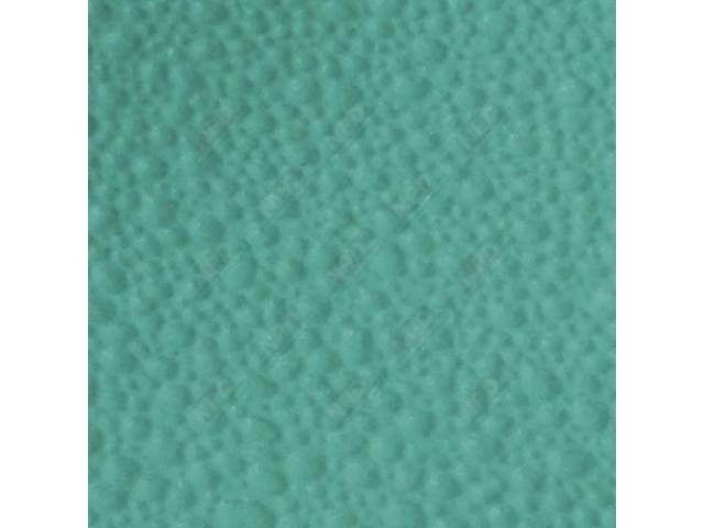 HEADLINER, Moonskin Grain, AQUA