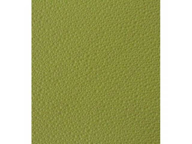 HEADLINER Moonskin Grain LIGHT GREEN NO LONGER INCL