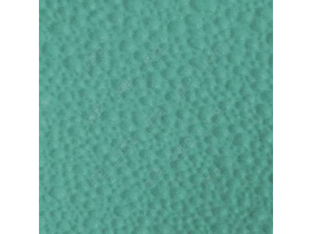 HEADLINER Moonskin Grain AQUA NOT A CORRECT ORIGINAL