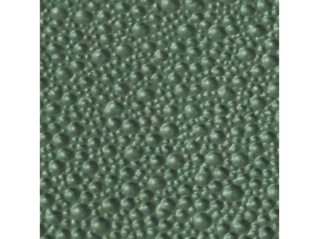 HEADLINER Moonskin Grain DARK GREEN NO LONGER INCL
