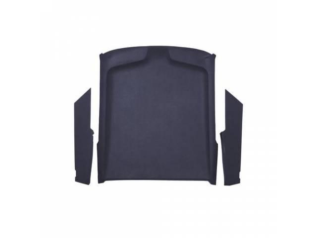 Headliner, Sport, Corinthian vinyl, medium blue, Custom one