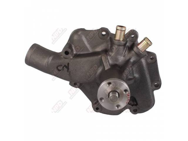 Pump Water Goto C-1069-227 New Aftermarket Replacement Totally