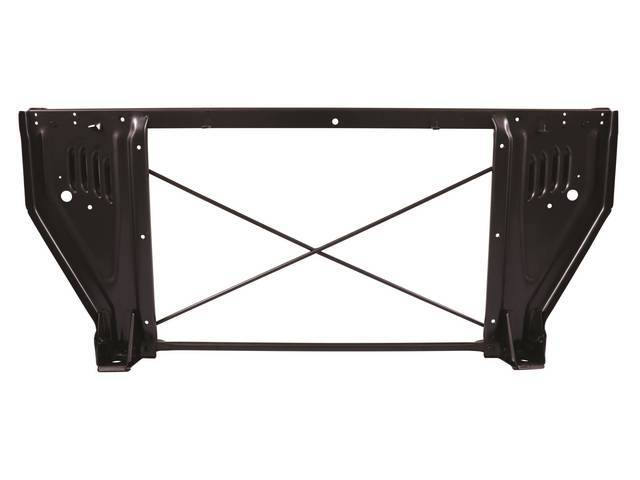 Support Radiator Core Incl Upper And Lower Bar