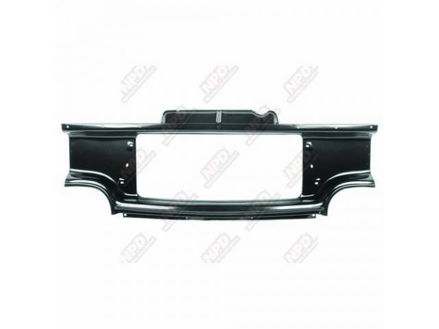 SUPPORT ASSY, Grille Panel, repro