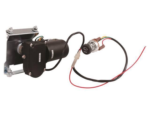 Motor Conversion Windshield Wiper Electric Motor Conversion Kit