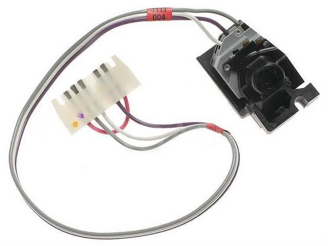 SWITCH, Windshield Wiper, replacement part by Standard