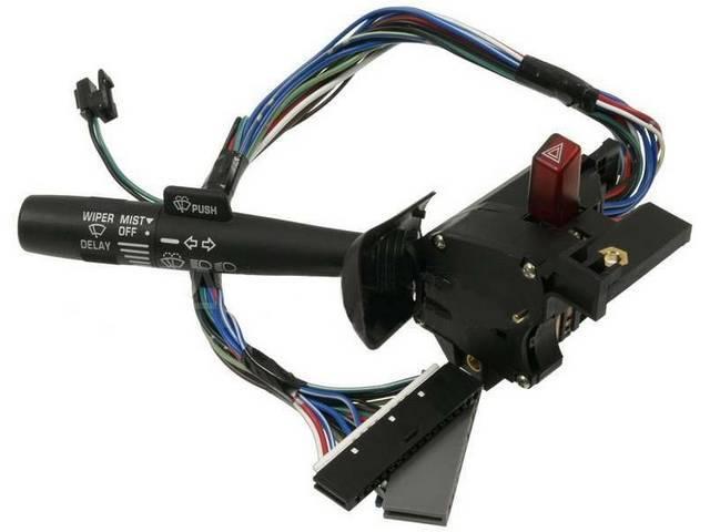 SWITCH, Windshield Wiper / Turn Signal / Dimmer,