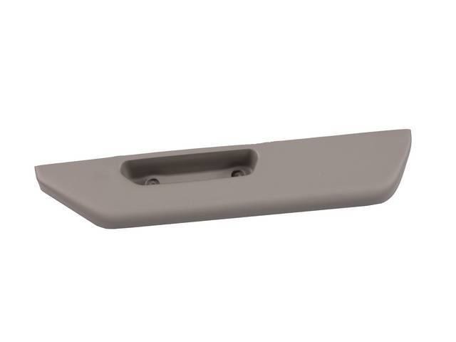 ARM REST, Front Door, Gray, RH, GM Original