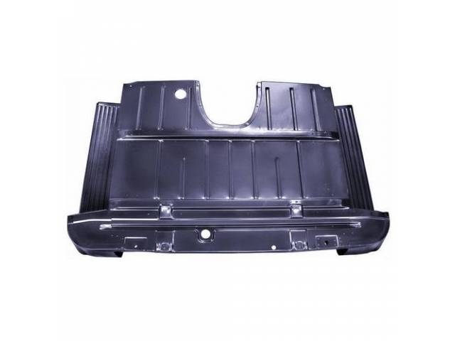 FLOOR PAN, Cab, complete (incl corners and rockers),
