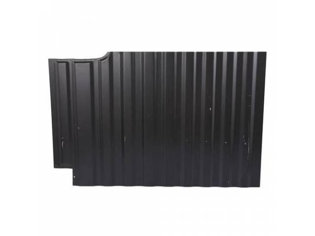 Panel Bed Rear Quarter Bed Floor Lh Repro