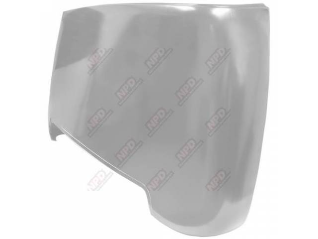 Panel Rear Cab Back Rear Outer Panel Incl