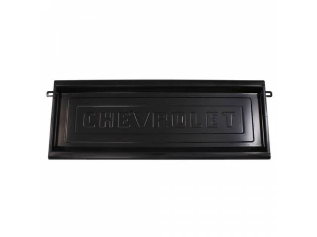 Panel Assy Tail Gate W/ Chevrolet Letters Repro
