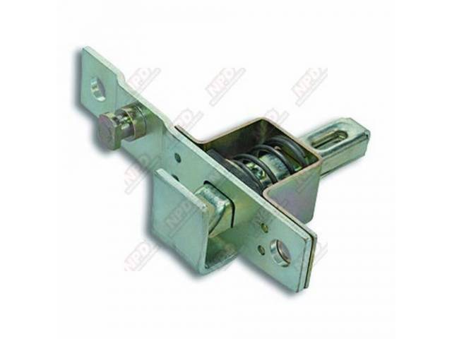 LATCH ASSY, TAILGATE, LH, 2ND DESIGN