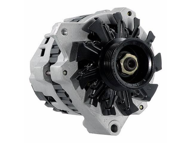 ALTERNATOR, REBUILT BY DELCO REMY, 100 AMPS