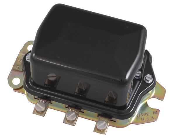 REGULATOR, Voltage, Generator, repro