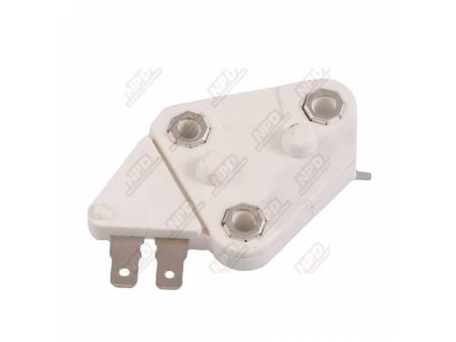 Regulator Voltage Goto C-2500-4d Internal Replacement Part By