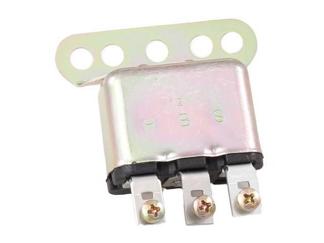 RELAY, Horn Switch, 12 volt, FS-HR02