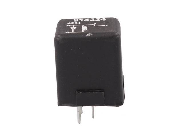 RELAY, Horn, Replacement part by Standard