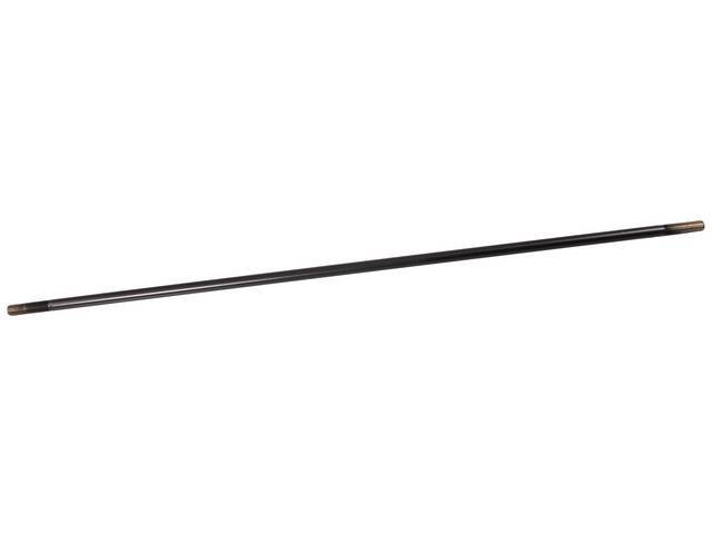 TIE ROD, Center, Steel, 47 1/2 inches long