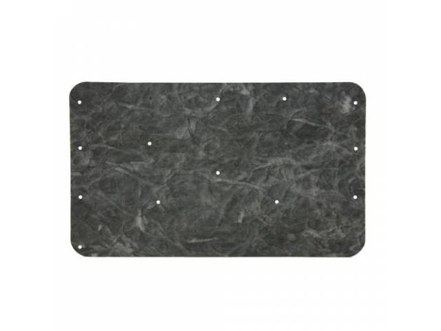 Insulation Pad Hood 1 Piece W/ Retainers 1/2