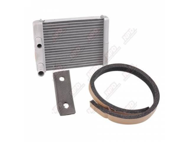 Core Heater Aluminum 7 7/16 X 6 1/8