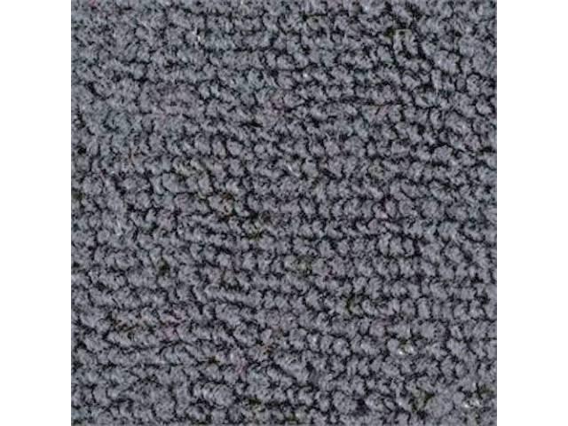 Carpet Loop Reg Cab Gunmetal Gray Full Floor