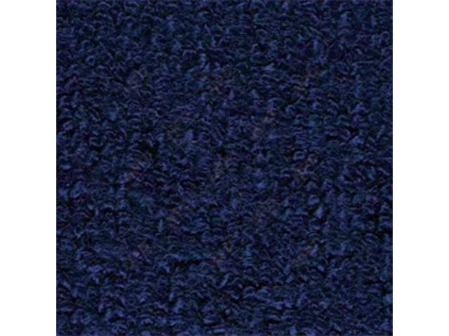 Carpet Loop Reg Cab Midnight Blue Full Floor