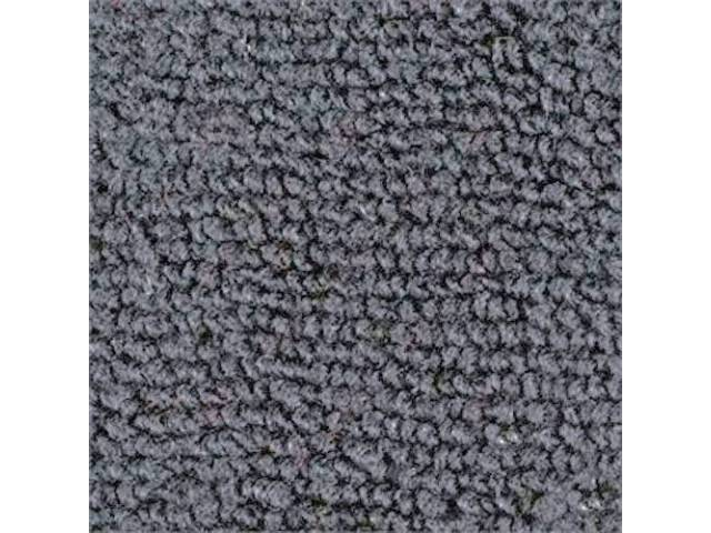 Carpet Loop Reg Cab Gunmetal Gray Full Floor
