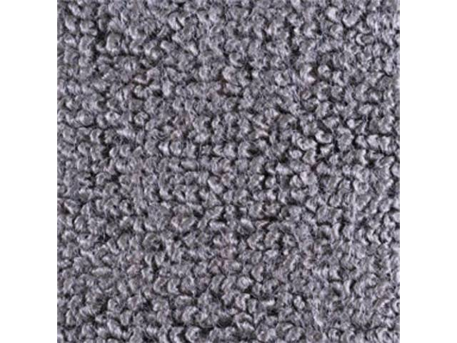 Carpet Loop Reg Cab 2 Wheel Drive Charcoal