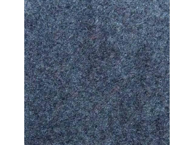 Carpet Cut Pile Blue Reg Cab 4wd Exc