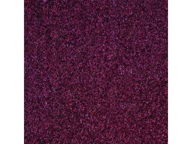 Carpet Cut Pile Carmine Reg Cab 4wd 4sm/T