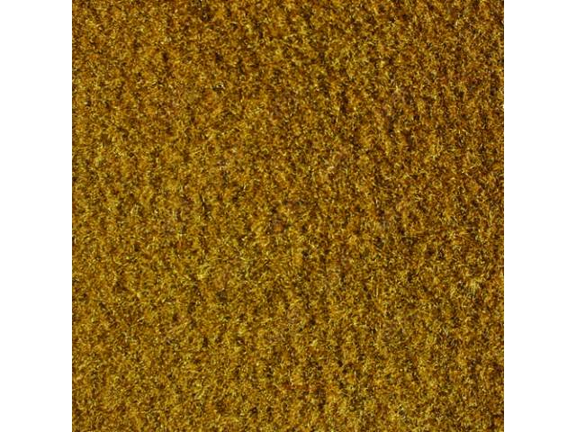 Carpet Cut Pile Buckskin Reg Cab Th400 Hydramatic