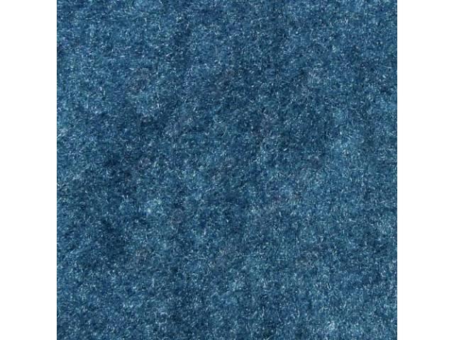 Carpet Cut Pile Blue Crew Cab 2wd Exc
