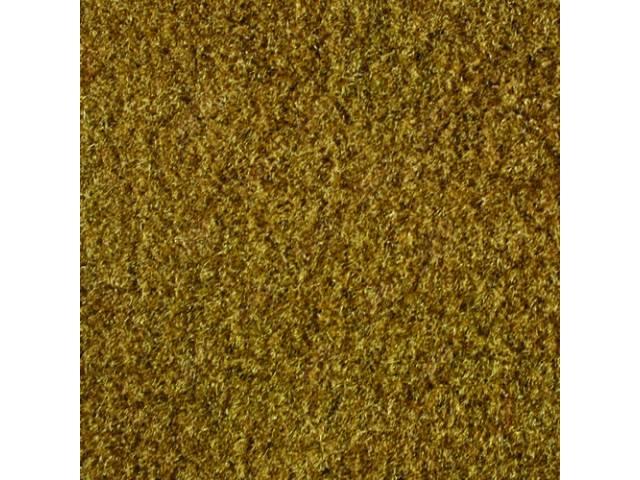 Carpet Cut Pile Caramel Crew Cab 2wd Exc