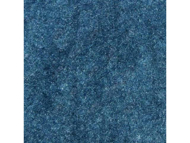 Carpet Cut Pile Blue Crew Cab 4wd