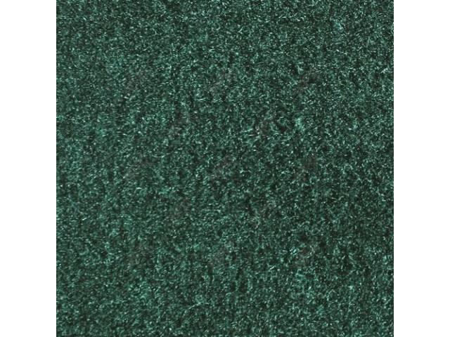 Carpet Cutpile Crew Cab Light Jade Green 2