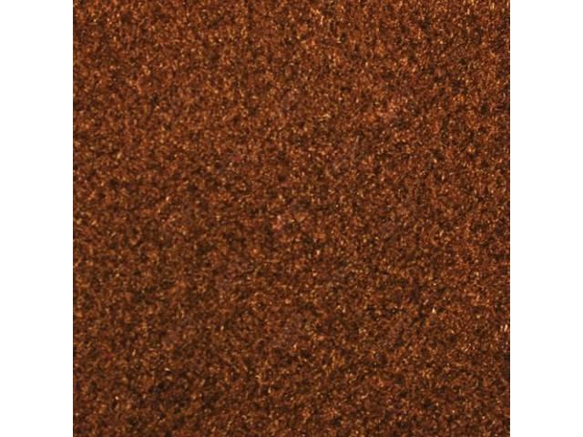 Carpet Cutpile Crew Cab Cognac 2 And 4